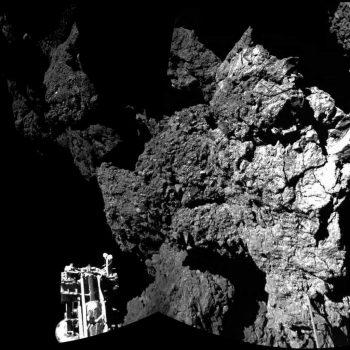 Philae finds organic molecules