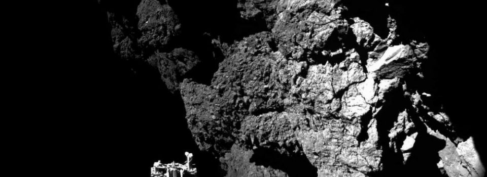Philae finds organic molecules