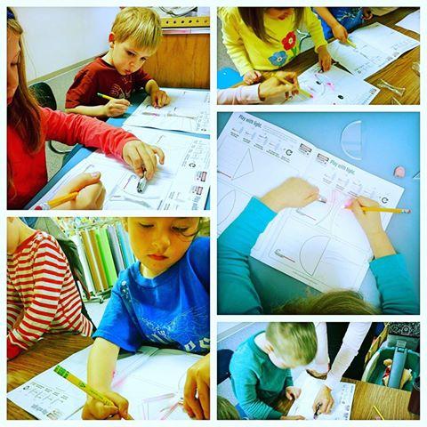 learning optics lab for homeschoolers