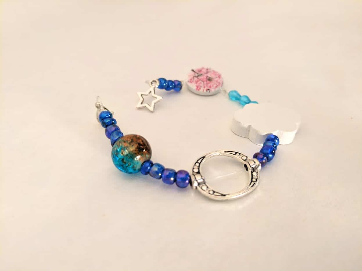 beaded water cycle bracelet kit