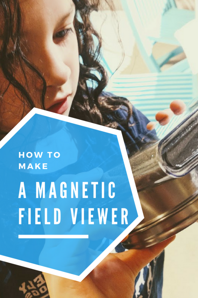 How to make a magnetic field viewer 2