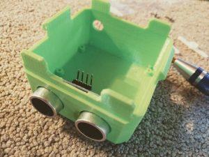 OTTO robot 3d printed robot