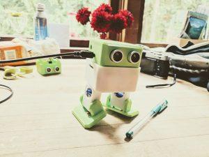 OTTO robot kids walking robot diy