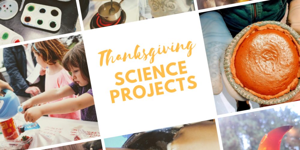 Thanksgiving science activities for kids