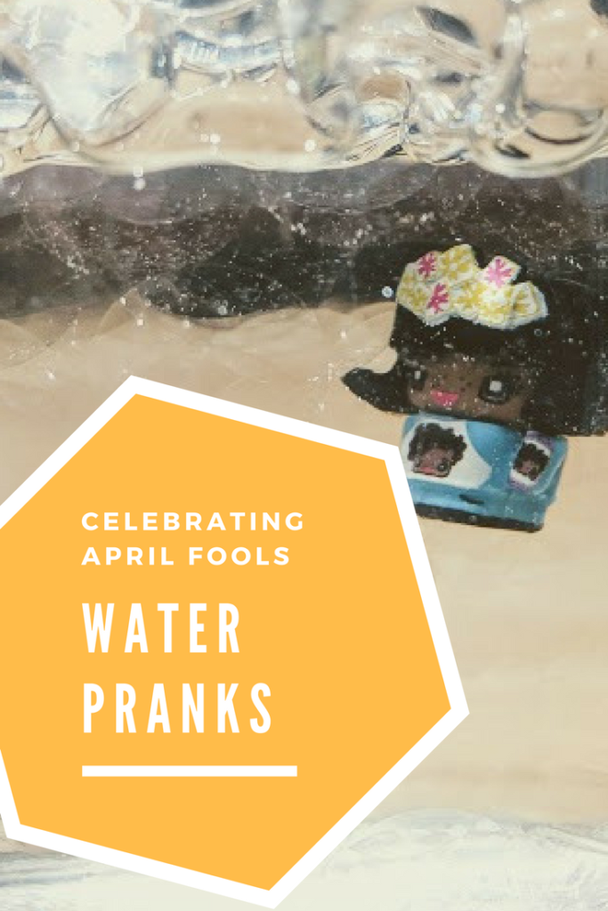 april fools day pranks with water