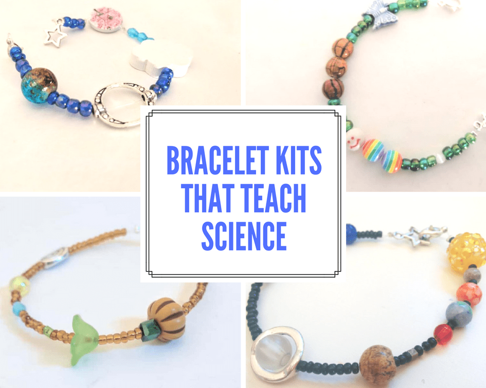 bracelet collage kids jewelry making