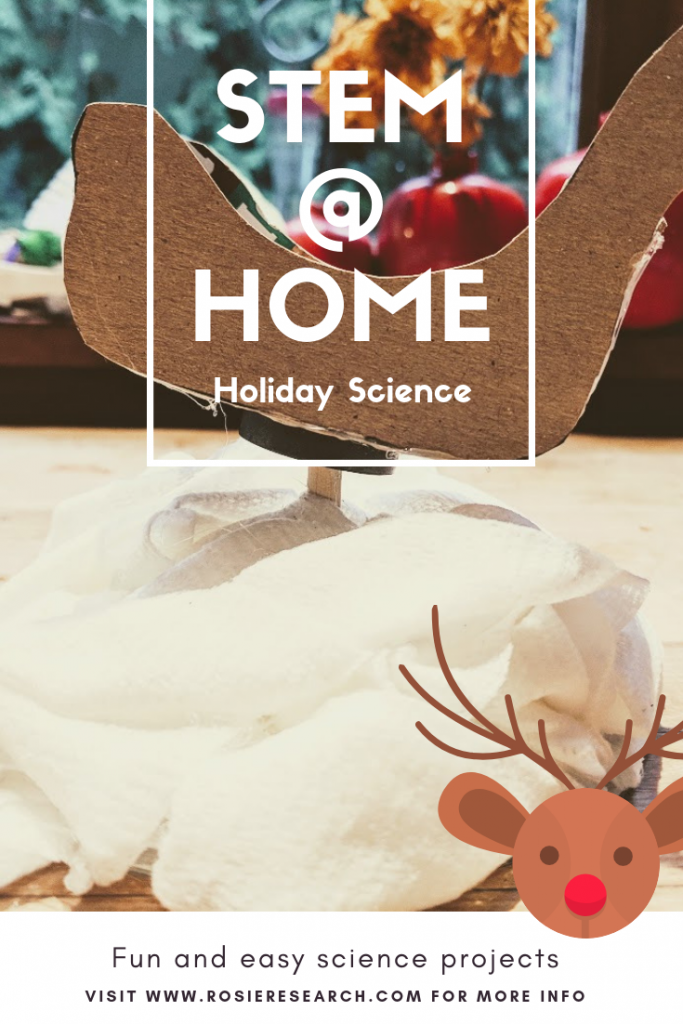 christmas science projects for kids levitating sleigh