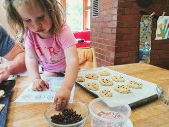 Constellation cookie recipe