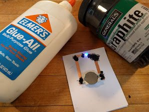 learn how to make conductive paint with a simple diy conductive paint recipe