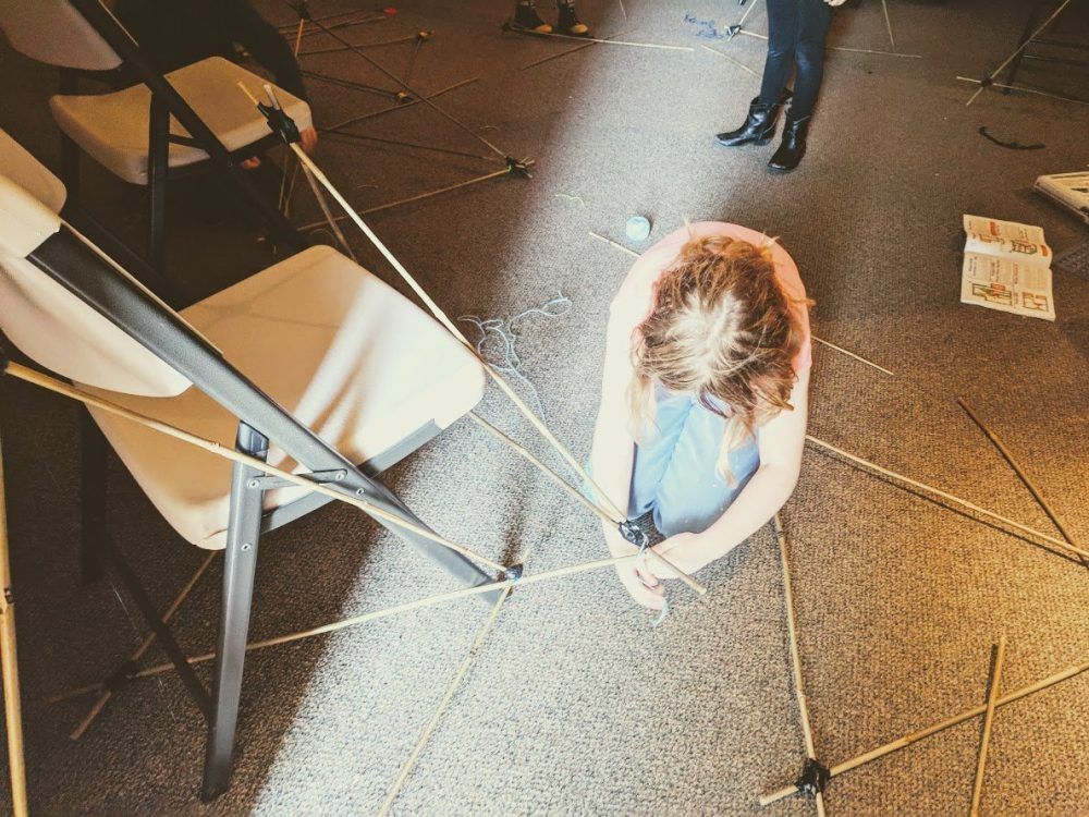 engineering a giant catapult kids science activity