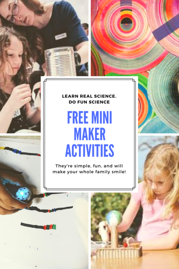 free minimaker downloads science for kids