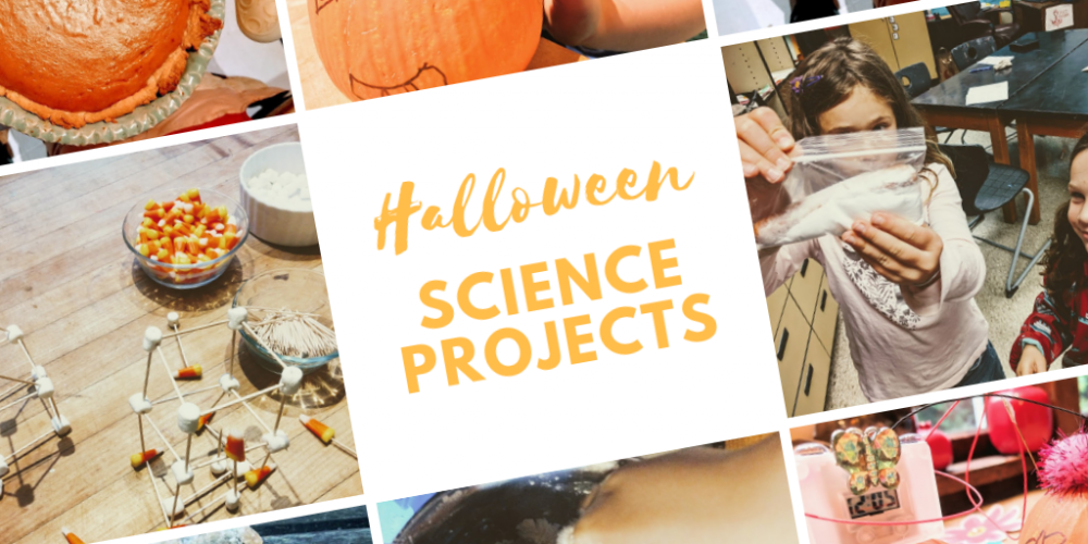 halloween science and craft projects for kids