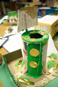 how to make a leprechaun trap photo