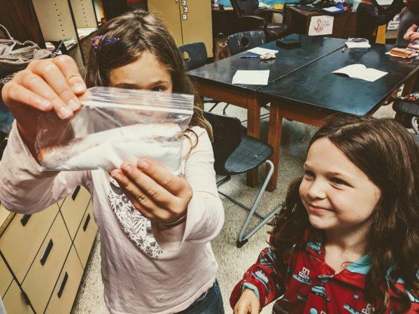 how to make a mummy - hot dog mummification activity for kids