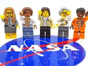 Lego NASA women STEM