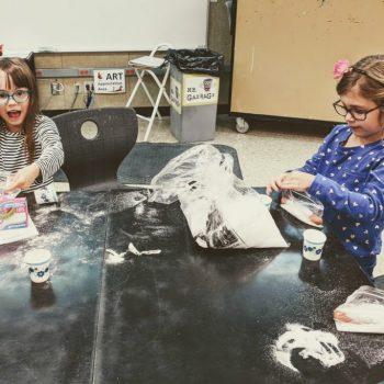 mummification process - making natron at home
