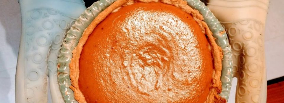 science of pumpkin pie - cooking the perfect pie for the holidays