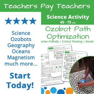teachers pay teachers kids science activity describing science, ozobots, geography, oceans and more