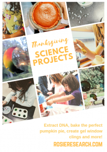thanksgiving science activites for kids to enjoy 2018