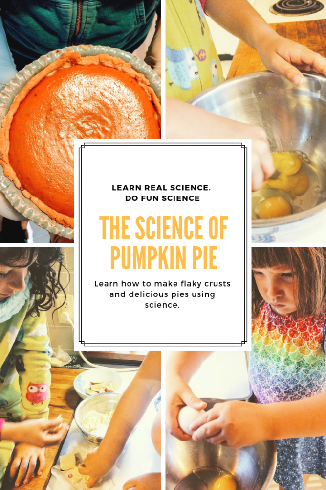 the science of pumpkin pie