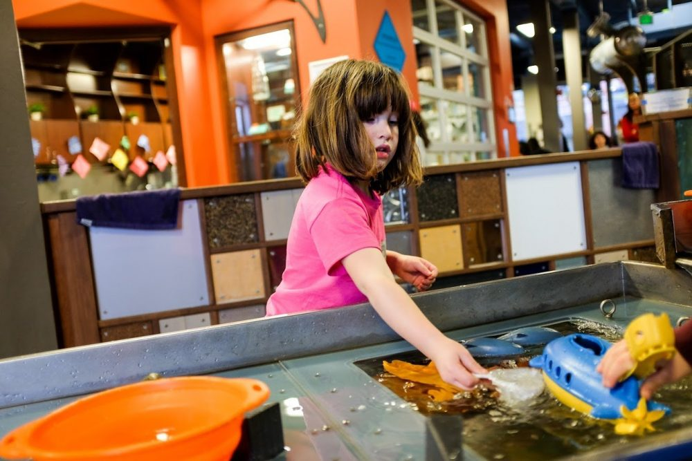 water play at the childrens museum of tacoma